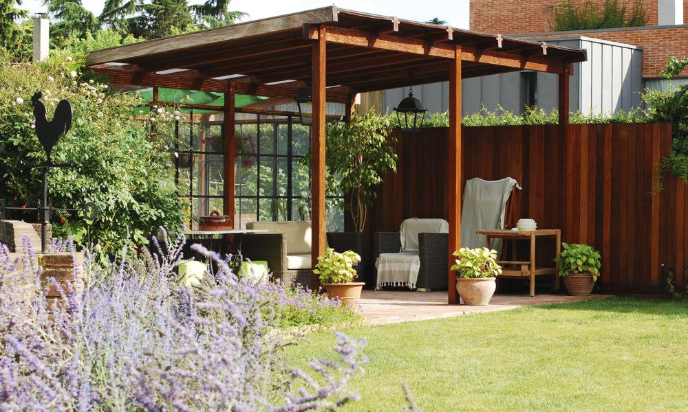 jardin provenzal rustico romantico acojedor sant cugat del valles campestre zona rural jardineria botania